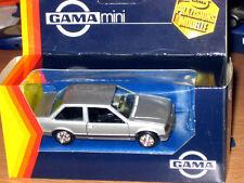 Gama 1983-1987 Opel Corsa A TR-2 1/43 Diecast 2-door Made in Germany Rar Schabak