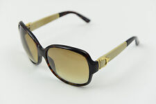 Gucci Gg 3638/S Oxmcc 58-16-125 L Tortoise/Brown Gradient w/Leather