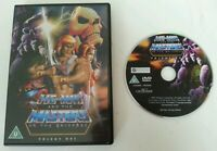 DVD - He-Man Masters Of The Universe Volume One (1) DVD PG PAL Region 2 Cult