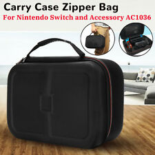 Protective Carry Case Zipper Bag For Nintendo Switch and Accessory AC1036