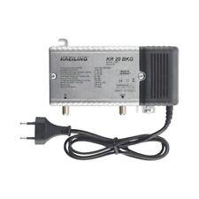 Kreiling KR 20 BKG BK Verstärker Signal TV 20 153 x 93 x 53 mm