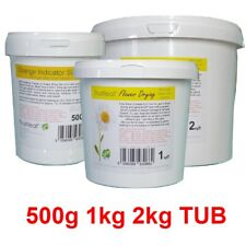 More details for trustleaf flower drying silica gel granular sand 0.5-1mm grain  500g 1kg 2kg tub