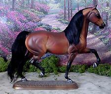 Resin Artist Model Horse by Faye Cohen/Ansata Morgan