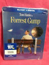 Forrest Gump (25th Anniversary Steelbook Blu Ray/Digital Copy, 2019 )