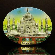Taj Mahal Poly Marble Kitchen Fridge Magnet Indian Home Decor Collectibles