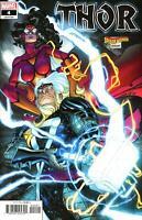 Thor #4 Variant Cover Marvel Donny Cates