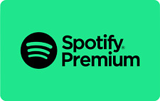Spotify premium   12 month warranty   Worldwide   More than 55 sold