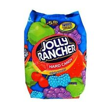 Jolly Rancher Hard Candy - 5 lb Individually Wrapped Candies Suckers Bulk Bag