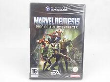 Nintendo GameCube Marvel Nemesis Rise of the Imperfects *Brand New & Sealed*