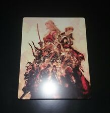 Final Fantasy XIV (14) Stormblood STEELBOOK ONLY