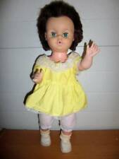 """Uneeda Doll Co. ~ 21"""" Vintage Drink & Wet Hp Doll Marked #567 from 1950"""