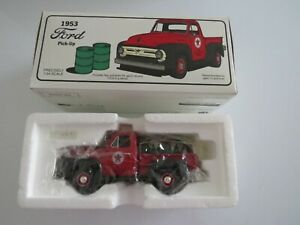 FIRST GEAR TEXACO PIPELINE '53 FORD PICK-UP TRUCK 19-1688 NIB 1/34 SCALE ++