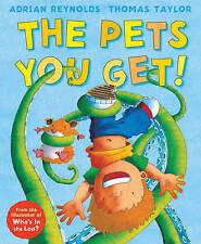 Les animaux de compagnie vous obtenez par adrian reynolds, thomas taylor, livre, neuf (paperback, 2013)