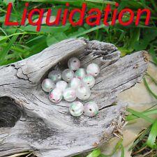 20 Perles de verre  Lampwork