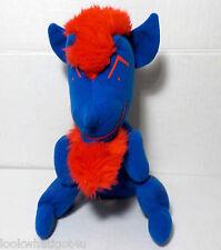 """VTG DePaul University Blue Demons Plush Mascot 8 1/2""""H"""