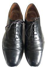 Iglesia Oxford Calzado Para Hombres-Negro – Balmoral – UK Size 8