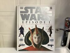 Star Wars Episode 1, The Visual Dictionary, Beautiful Detailed Hardback Book, DK