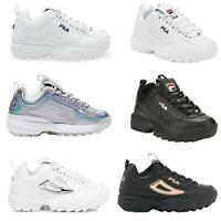 Fila Disruptor II Premium Trainers - Various Colours