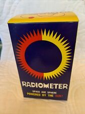 VINTAGE RADIOMETER Powered By The Sun, Space Age Sphere , Solar Engine