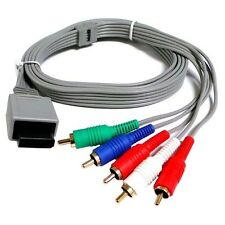 Premium Component HDTV Audio Video Cable For Nintendo Wii/Wii U 1.8m ZX