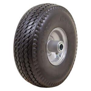 "MARASTAR 30031 Flat-Free PUR Foam Wheel,10-5/16"""