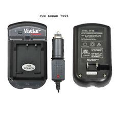 Battery Charger AC/DC FOR KODAK 7005 K7700-C