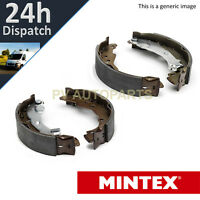 REAR BRAKE SHOES SET FOR SUZUKI IGNIS II WAGON R R+ (2000-2005) BRAND NEW MINTEX