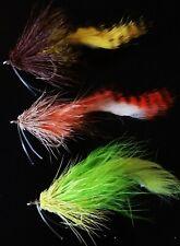 Backcountry Sweeper Tarpon Flies (Tarpon, Snook, Redfish, Stripers, Bass, Pike)