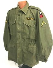 Vintage Us 1st Army Field Jacket