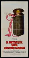 L142 Plakat Die Pink Panther Herausforderung DER REVISOR Closeau Sellers Edwards