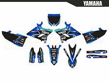 Yamaha YZ 125 250 2015 2016 2017 2018 2019 15 16 17 18 19 Motocross Graphics Kit