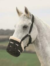 Shires Deluxe Comfort Grazing Muzzle - Pony, Cob, Full or Extra Full.
