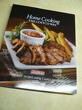 3-for-1 Costco HOMECOOKING / In STYLE / IN THE KITCHEN / COLOR for each recipe