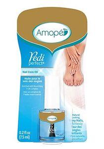 NEW Amope Pedi Perfect Nail Care Oil, .25 oz - Expires 11/2017