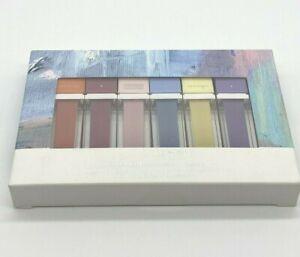 SEPHORA + PANTONE UNIVERSE Modern Watercolors Lip Gloss Set 6 x 0.14 oz ~ SEALED