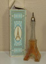 Vintage NOS Avon UNFORGETTABLE Figural EIFFEL TOWER Bottle Cologne Splash