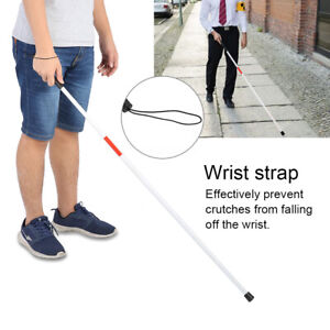 Lightweight Walking Crutch Portable Comfortable To Hold Collapsible Cane For
