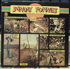 SUNDAY FUNNIES '71 Rare Earth Andrew Loog Oldham NM LP
