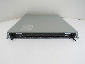 NetApp 111-00982 CN1610 Clustered Interconnect Switch 16x10Gb SFP+ Ports Dual AC