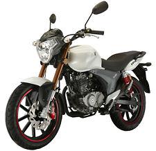 Keeway RKV 125 Euro 3   Motorrad Scrambler Supermoto Leichtkraftrad