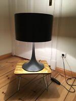 tripod steh lampe dreibein buche design 60iger 70iger holz spiraldesign laubholz ebay. Black Bedroom Furniture Sets. Home Design Ideas