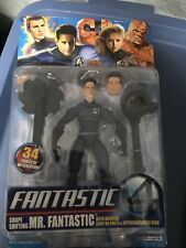 2005 Toy Biz Fantastic Four 4 Action Figure SHAPE SHIFTING MR. FANTASTIC