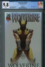 Wolverine 73 CGC 9.8 1974 Variant Djurdjevic Incredible Hulk 180 181 X-Men