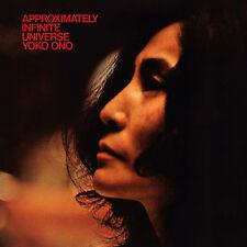 Yoko Ono - Approximately Infinite Universe NEW SEALED 2 LP set! w/ download!