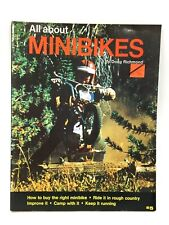 "VINTAGE "" ALL ABOUT MINIBIKES "" BOOK BY DOUG RICHMOND H.P. BOOKS RUPP & BONANZA"