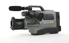 Svhs videocámara Panasonic ag-455 con lente x12 Zoom Lens full range auto Focus