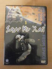 DVD - SAN KU KAI - SERIE TV N°1 - réf  D4