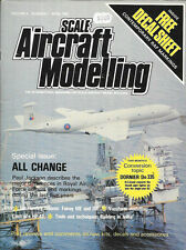 Scale Aircraft Modelling V4  N7 RAF Markings Dornier Do 335 Fairey Admiralty