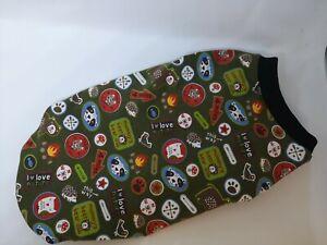 Dog t shirt tee shirt chihuahua  4 sizes, 8 lengths  Wildlife Design