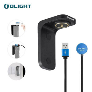 Olight L-Dock Charging Kit for Seeker 2 Pro omni-directional compatibility